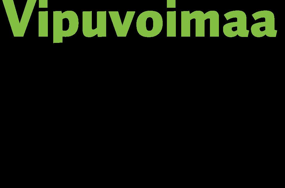 Vipuvoimaa EU:lta logo